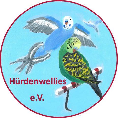 Neues Logo Huerdenwellies e.V.