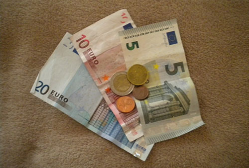 geld kosten wellensittich