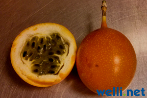Granadilla - Passiflora ligularis