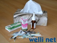 Allergie gegen Wellensittiche